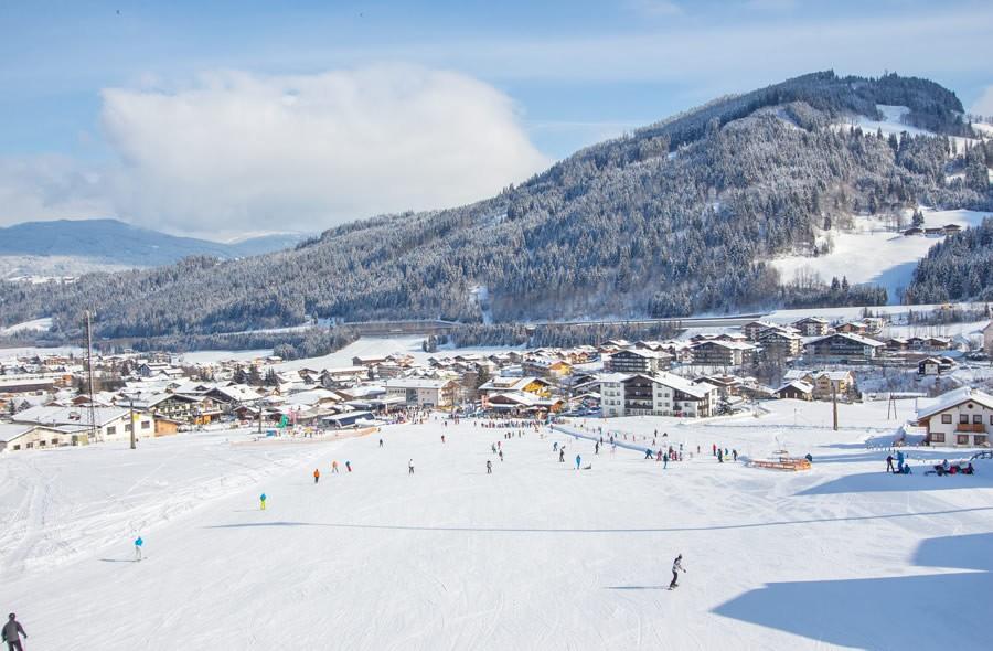 Anreise nach Wagrain | Snow Space Salzburg