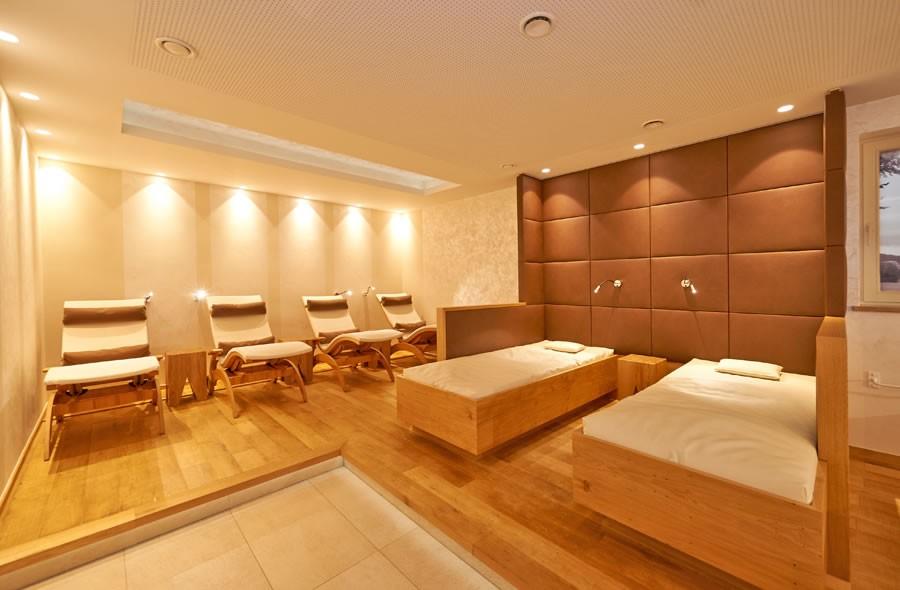 Wellness area with indoor pool, Hotel Waidmannsheil, Flachau