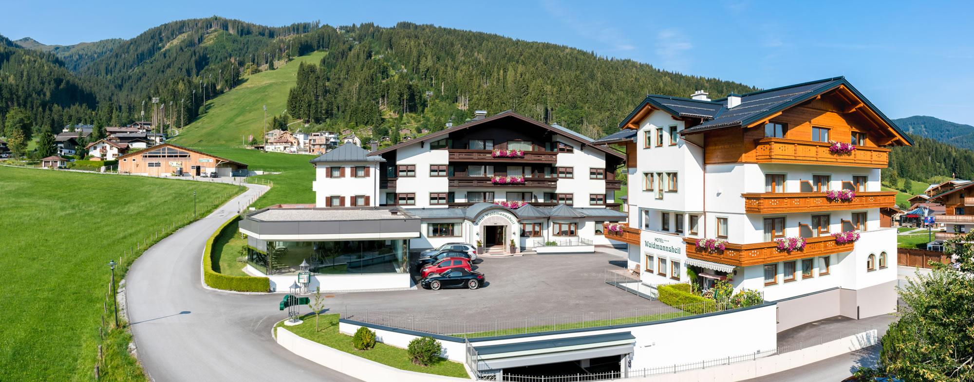 Hotel Waidmannsheil Flachau Telefon 06457 2368